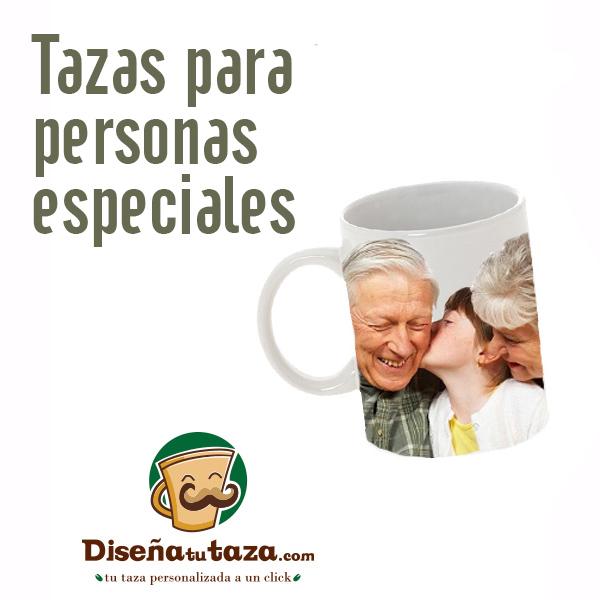 Tazas para personas especiales